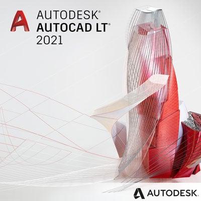 Caja AutoCAD LT 2021
