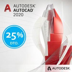 AutoCAD 2020 Descuento