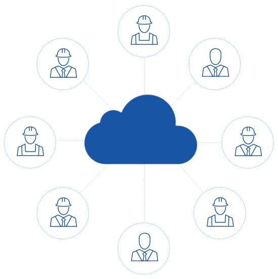 BIM 360 conecta personas, datos y flujos de trabajo en la Nube