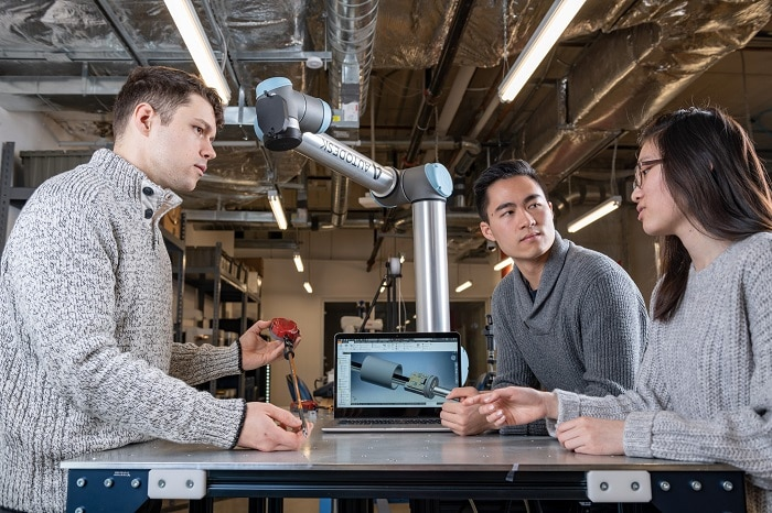 Crea modelos 3D online y colabora