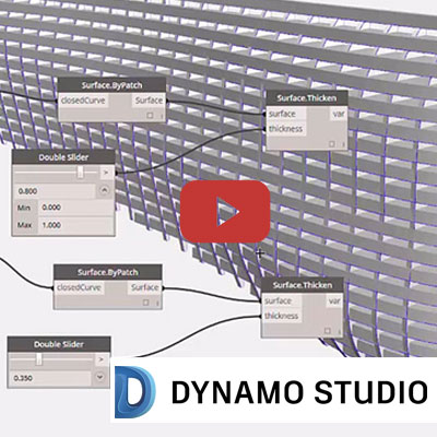 Dynamo de Autodesk