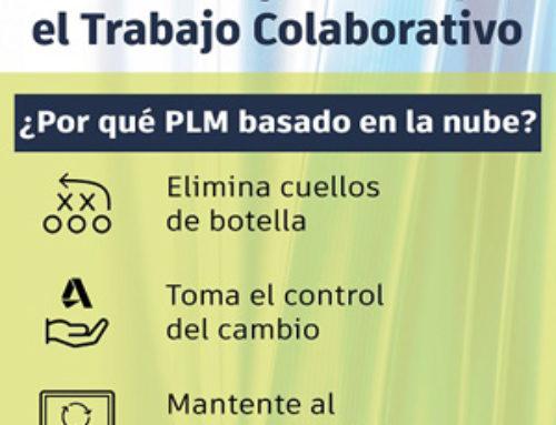 PLM: Software clave en el Trabajo Colaborativo